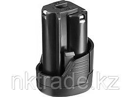 "Батарея аккумуляторная Li-Ion, ЗУБР АКБ-12-Ли 15М1, для шуруповертов 12В серии М1, 1.5Ач, 12В, тип ""М1"""