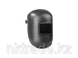 """Щиток защитный лицевой для электросварщиков """"НН-С-702 У1"""" с увеличенным наголовником, евростекло, 110х90мм  110803"""