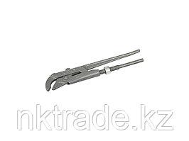 Ключ трубный рычажный НИЗ, № 0, 250мм, 2731-0