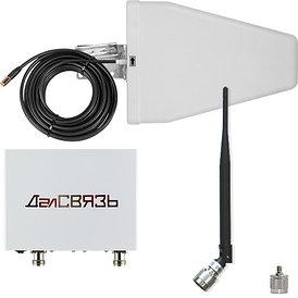 Комплект усиления сотовой связи ДалСВЯЗЬ DS-1800/2100-17C1
