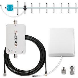 Комплект усиления сотовой связи ДалСВЯЗЬ DS-900-10C2