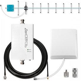 Комплект усиления сотовой связи ДалСВЯЗЬ DS-900-17C2