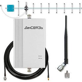 Комплект усиления сотовой связи ДалСВЯЗЬ DS-900-20C1