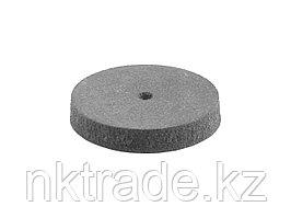 Круг ЗУБР абразивный шлифовальный, d 22x1,7х4,0мм 35919
