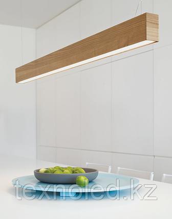 Дизайнерский светильник  дерево Дуб, фото 2