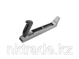 Рашпиль KRAFTOOL обдирочный, силуминовый с фиксированной ручкой, 250мм 18841