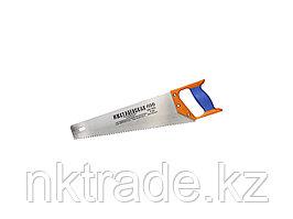 """Ножовка """"ИЖ"""" """"ПРЕМИУМ"""" по дереву с двухкомпонентной пластиковой рукояткой, шаг 4мм, 400мм1520-40-04_z01"""