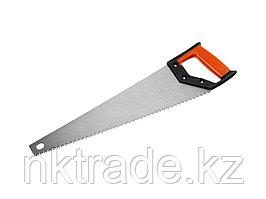Ножовка по дереву (пила) MIRAX Universal 500 мм, 5 TPI, рез вдоль и поперек волокон, для крупных и с  1502-50_z01