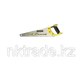 Ножовка универсальная (пила) STAYER Universal 450 мм, 7 TPI, универсальный зуб, рез вдоль и поперек1510-45_z01