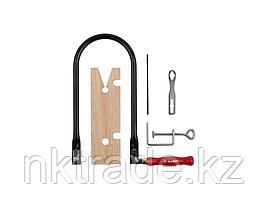 """Набор ЗУБР """"МАСТЕР"""" для выпиливания: Лобзик ручной,полотна по дереву,струбцина,затяжной ключ,направляющий упор,10пред 15310-H10"""