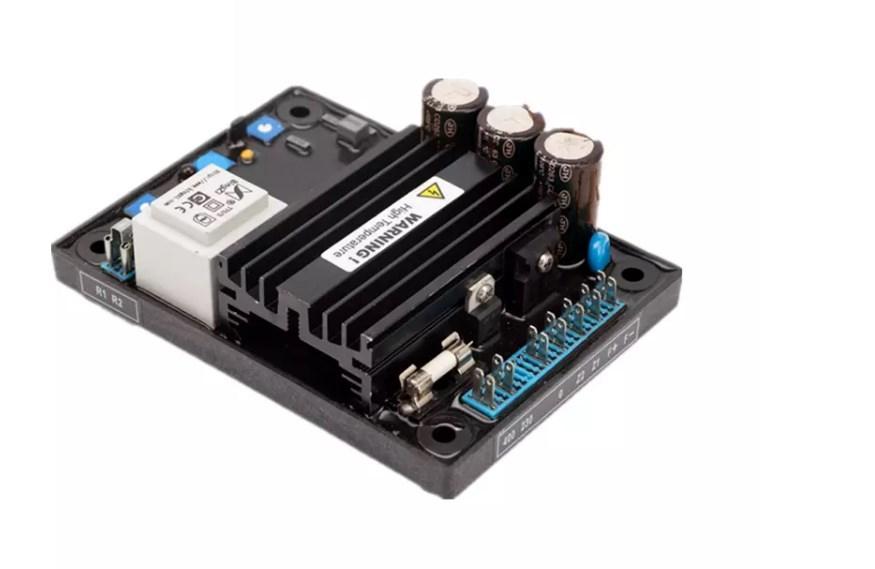 Дизельный генератор AVR автоматический регулятор напряжения KF306A