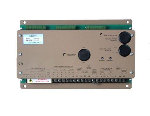 Генератор запасных частей Регулятор скорости LSM672, фото 2