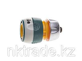 """Соединитель RACO """"Profi-Plus"""" (шланг-насадка) пластиковый с автостопом, 1/2"""" 4247-55094B"""