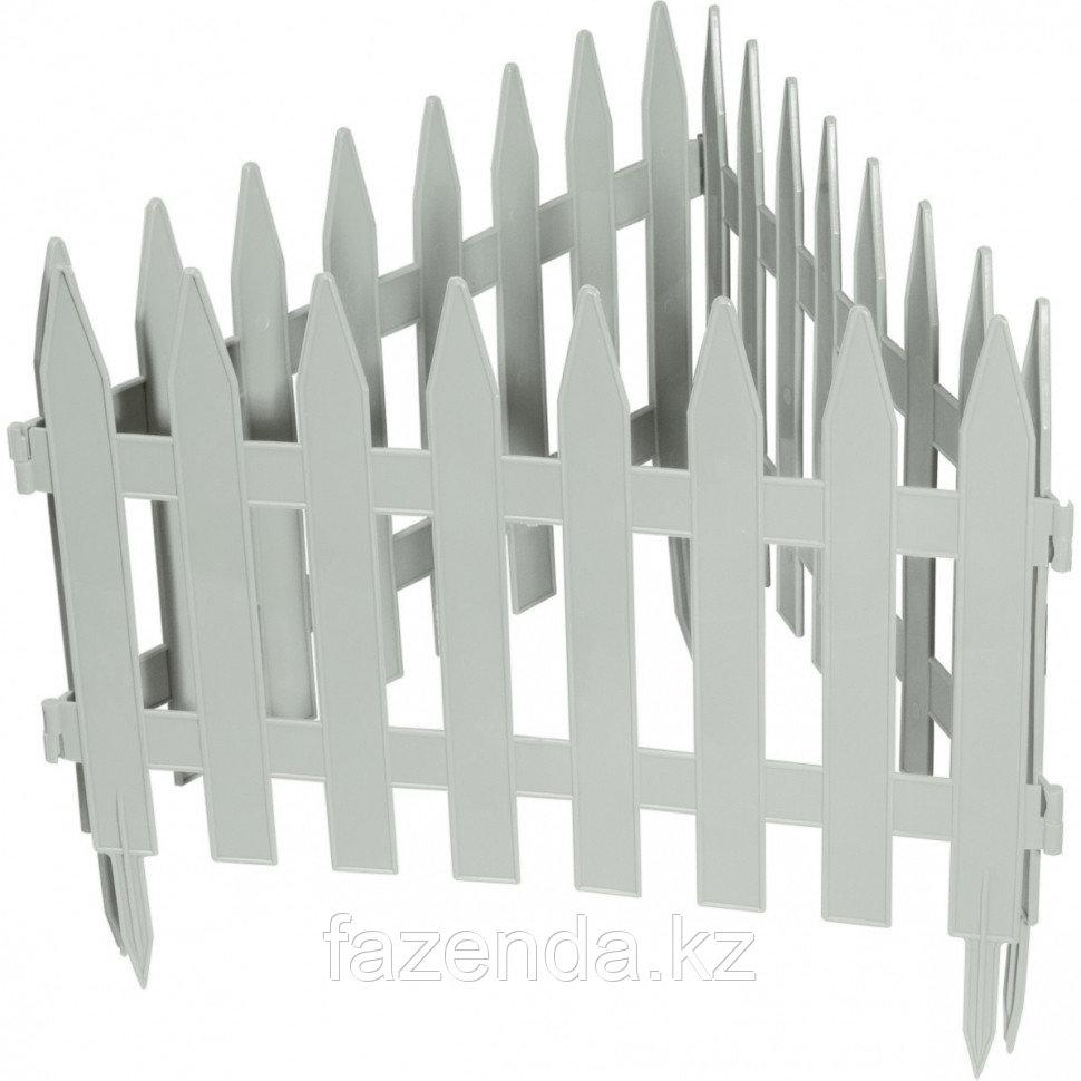 """Забор декоративный форма """"Рейка"""", 28 х 300 см"""