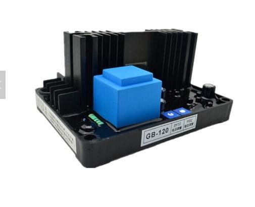 Однофазный генератор щеток Автоматический регулятор напряжения AVR GB-120