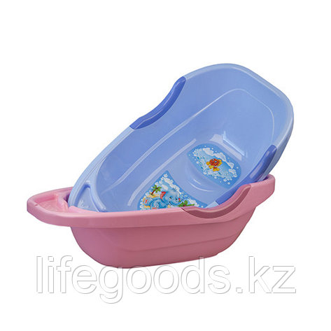 """Ванна детская """"Малютка"""" с аппликацией, фото 2"""