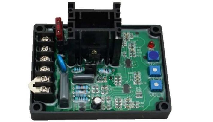 Универсальный бесщеточный AVR Gavr 12A 15A 20A стабилизатор напряжения, фото 2