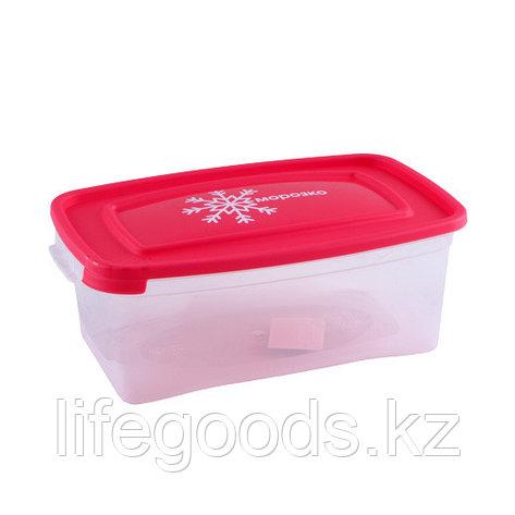 """""""Морозко"""" контейнер для замораживания продуктов 1.0л прямоугольный арт. С57006 / 57006, фото 2"""
