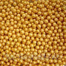 Монпарель золотая сахарная 2 мм