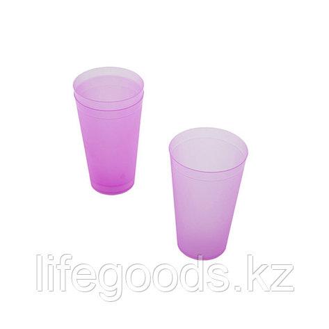 Набор (3шт)стаканы для сока 0,4л, фото 2