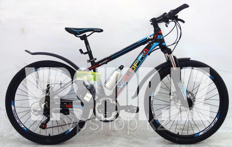 VeloPro - MA180 горный, скоростной, надежный, современный велосипед для города, доставка