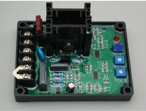 Универсальный generaror частей gavr 12A для бесщеточного генератора, фото 2