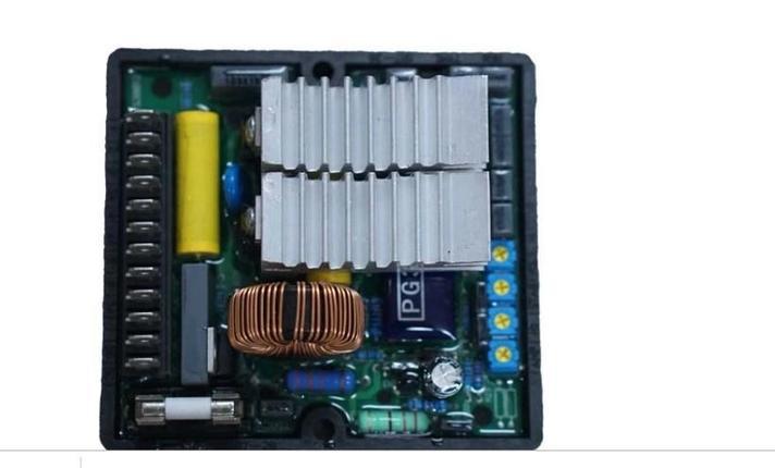 Замена стабилизатора напряжения Genset avr SR7-2 для генератора mecc alte, фото 2