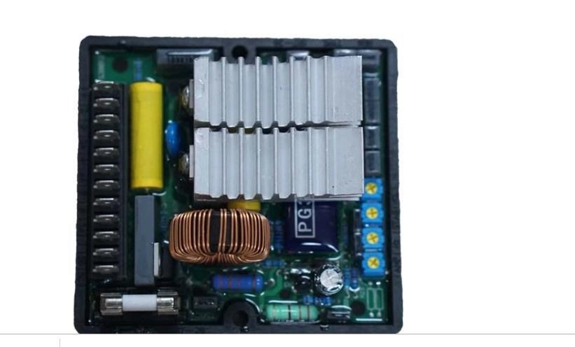 Замена стабилизатора напряжения Genset avr SR7-2 для генератора mecc alte