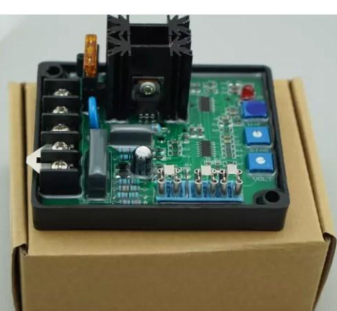 30kw бесщеточный генератор запчасти автоматический регулятор напряжения 8A, фото 2