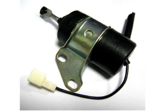 Хорошее качество 12/24 В в остановка останова электромагнитный 16851-60010 Для дизельного двигателя kubota, фото 2