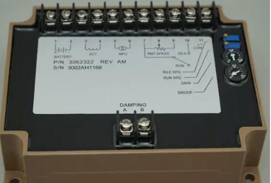Автоматический электронный губернатор регулятор скорости губернатор 3062322