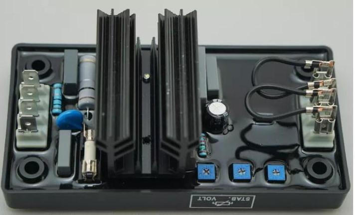 R230 электрический генератор avr конкурентоспособная цена, фото 2