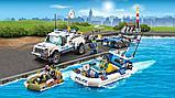 Конструктор Bela 10421 «Полицейский патруль» аналог Lego City 60045, фото 3