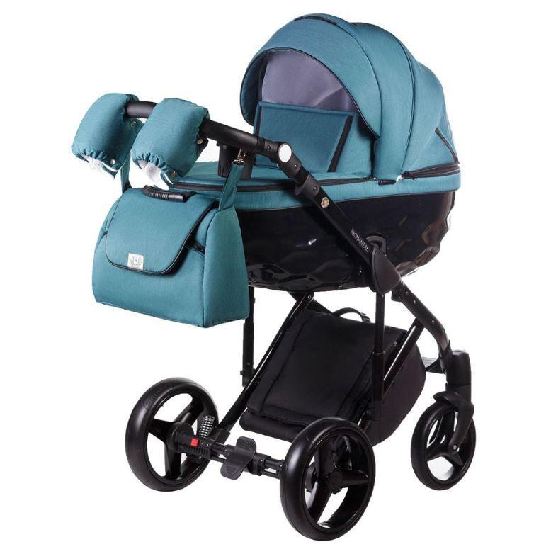 Детская коляска Adamex 3 в 1 Chantal Standart вспененая резина C209