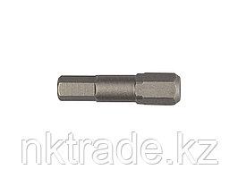 """Биты """"X-DRIVE"""" торсионные кованые, обточенные, KRAFTOOL 26127-5-25-2, Cr-Mo сталь, тип хвостовика C"""