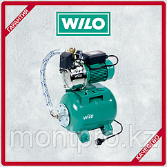 Насосная установка поддержания давления типа Wilo HWJ 202  50L