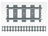 """Конструктор железная дорога """"Набор Рельсы 98215-2 Kazi - Гибкие и прямые пути аналог LEGO 7499, фото 2"""