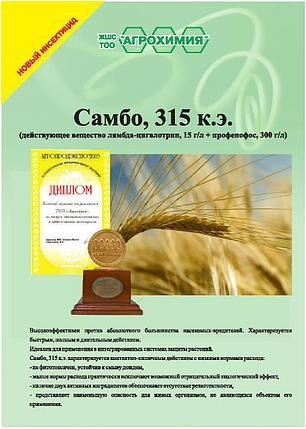 Самбо 315 к.э. концентрат эмульсии, фото 2