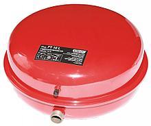 Бак расширительный (экспанзомат) FT10 для систем отопления (красный)
