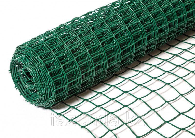 Садовая решетка с ячейкой 50*60мм, Высота 1м