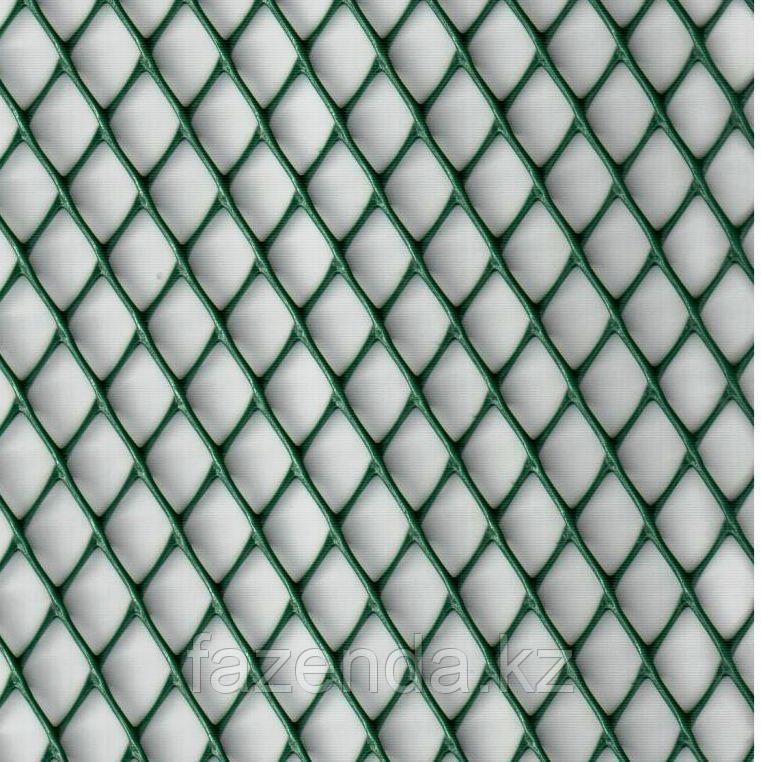 Сетка для защиты саженцев и декорирования клумб с ячейкой 7*7мм, Высота 0,4м