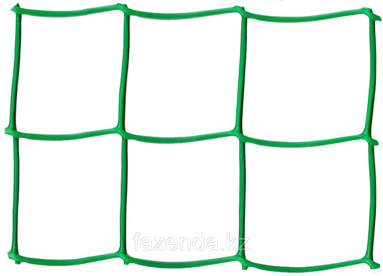 Садовая решетка с ячейкой 90*90мм, Высота 1м