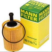 Масляный фильтр mann HU 719/7 х элемент