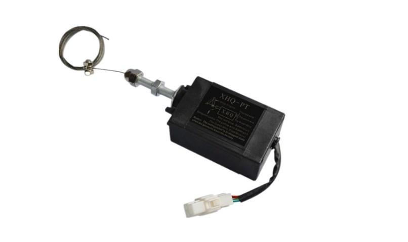 Дизельный двигатель части Стоп электромагнитный XHQ-PT 12 В 24 В