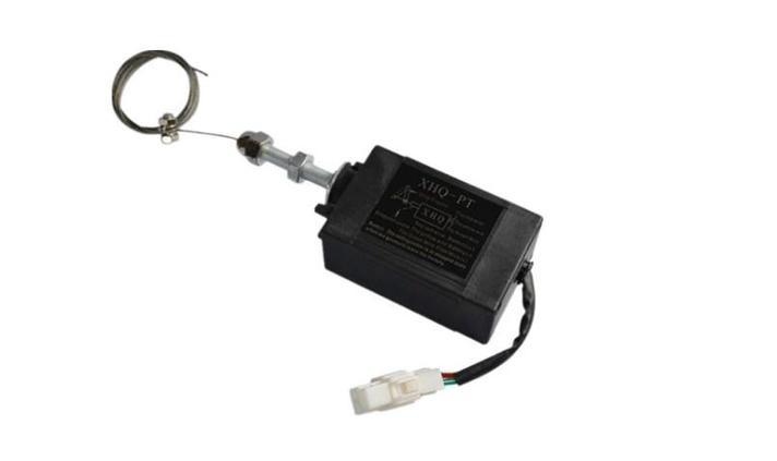 Дизельный двигатель части Стоп электромагнитный XHQ-PT 12 В 24 В, фото 2