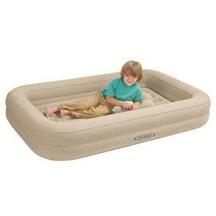 Детская надувная кровать Intex 66810 (168*107*25 см)