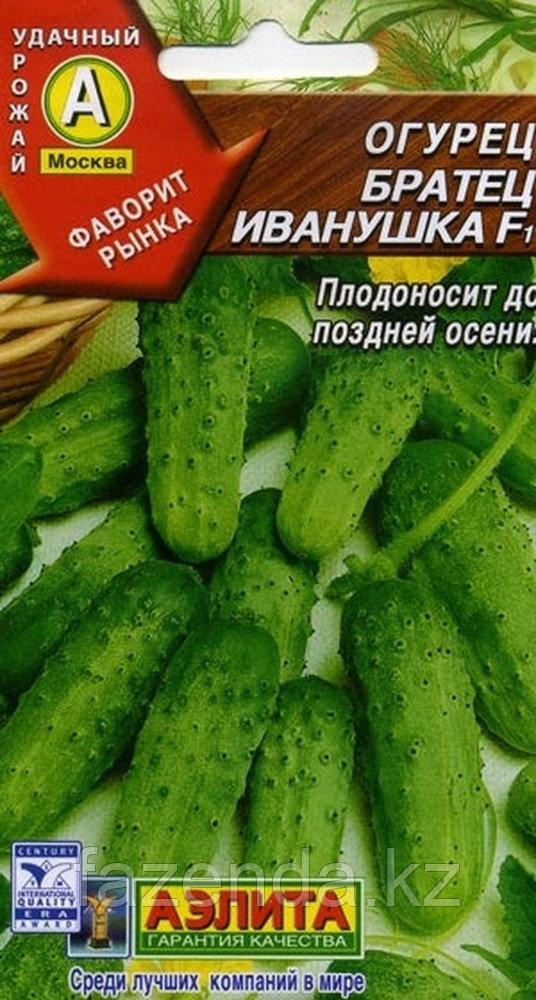 Огурец Братец Иванушка F1  0,5гр