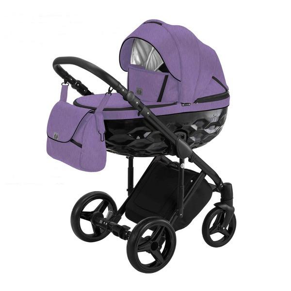Детская коляска Adamex 2 в 1 Chantal Standart вспененая резина C214