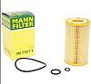 Масляный фильтр mann HU 718/1 к элемент
