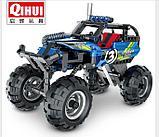 Конструктор qihui 5803 technics ''краулер джип (инерционная модель) аналог лего lego, фото 2